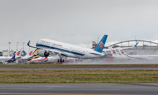 Delivery Flight msn398 B-30EA 28/11/2020