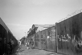 Middlesex Wharf, Clapton, Hackney, 1982 33a-52_2400