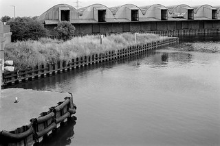 Ferry Lane Wharf, Tottenham Hale, Hackney, 1982 32d-55_2400