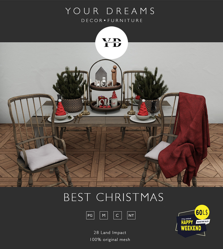 {YD} Best Christmas