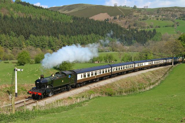 GWR 5199 Garthydwr