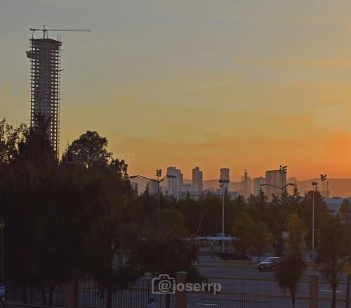 Torres de la Vía Atlixcáyotl
