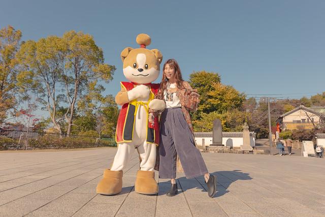 Inuyama mascot