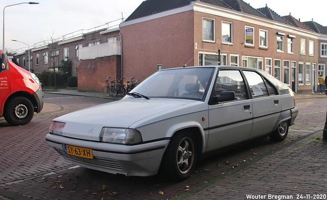 Citroën BX 16 TRI 1988