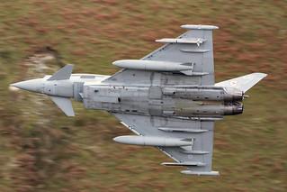 Eurofighter Typhoon T.3 | ZJ810 | RAF 29SQN