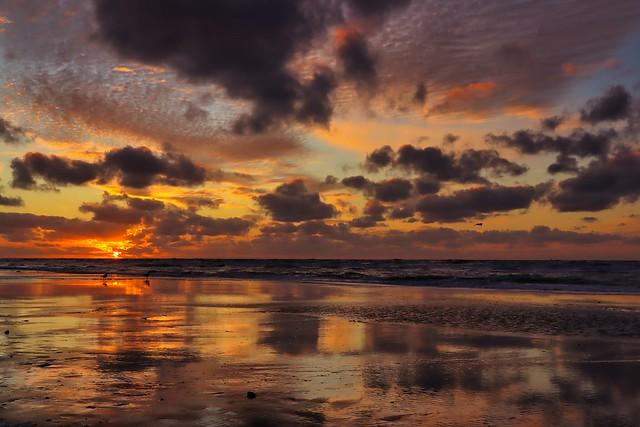 Katwijk Sunset