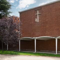 Miguel Fisac. Colegio Nuestra Señora del Rosario Dominicos #20