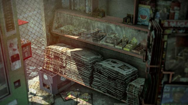 Newsstand 02 - Dawn
