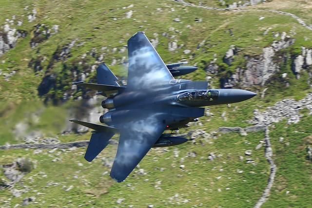 98-0133 USAF F-15E Strike Eagle