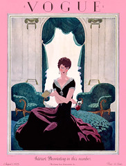 BRISSAUD, Pierre. Vogue, 1925