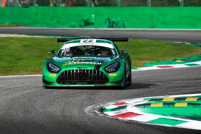 AMG GT3 Evo 2020