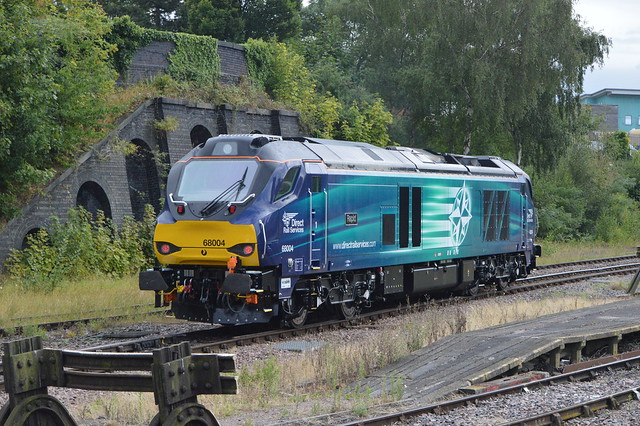 68004 'Rapid', Leicester