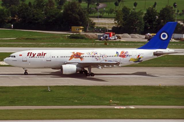 TC-FLE (Fly Air)