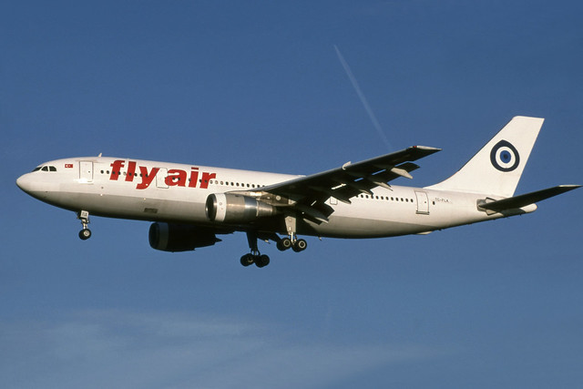 TC-FLK (Fly Air)