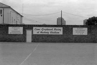 Hackney Stadium, Waterden Rd, Hackney Wick, Hackney, 1982 32z-52_2400