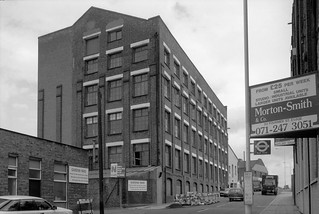 Queens Yard, Whitepost Lane, Hackney Wick, Tower Hamlets, 1992 92-8d26_2400