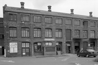 Kings Yard, Carpenters Road, Hackney Wick, Hackney, 1992 92-8d15_2400