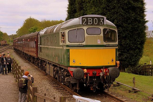 Not Push-Pull at Rothley