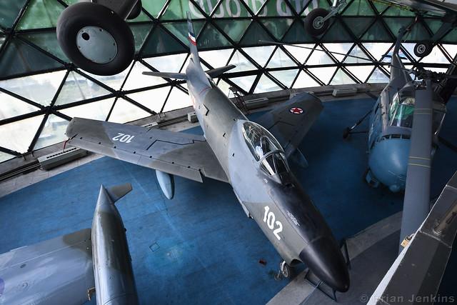 Canadair CL-13 Sabre Mk.IV