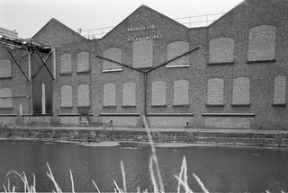 BRONCO, British Patent Perforated Paper Co, Atlas Works, Berkshire Road, Hackney Wick, Hackney, 1982 32k-46_2400