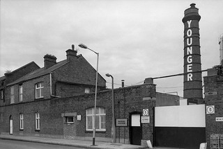 Roach Road, Old Ford, Tower Hamlets, 1990  90-9h24_2400