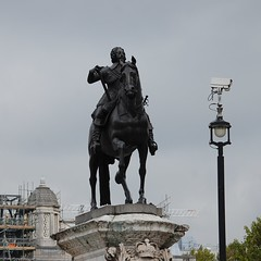 Equestrian Statue of King Charles I of England at Charing Cross/Trafalgar Square, 2nd Version