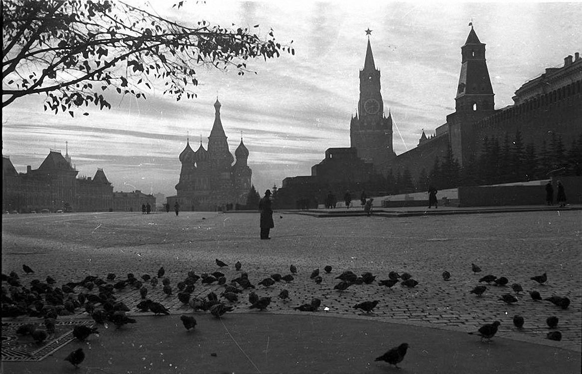 1960-е. Красная площадь