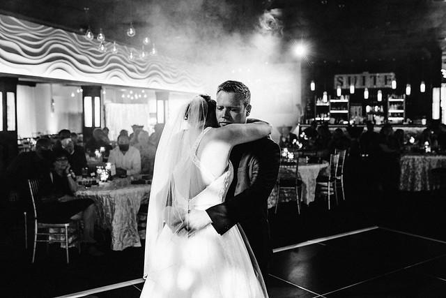 Film Noir First Dance