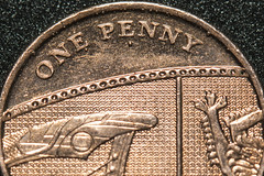 One Penny cu