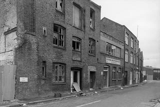 Marshgate Lane, Stratford Marsh, Stratford, Newham, 1990 90-9g24_2400