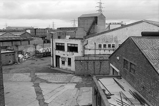 Marshgate Lane, Stratford Marsh, Stratford, Newham, 1990 90-9h-53_2400-2