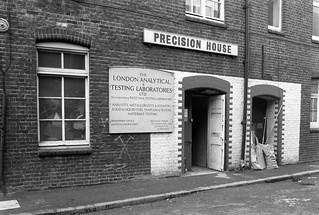 Marshgate Lane, Stratford Marsh, Stratford, Newham, 1990 90-9g26_2400