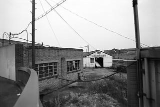 Stratford High St area, Stratford, Newham, 1983 36m-14_2400