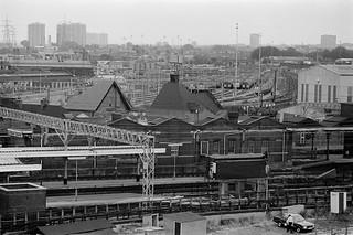 Stratford Station, Stratford, Newham, 1983 35r-15 (2)_2400