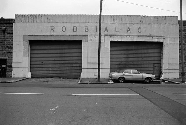 Robbialac, Warton Rd, Stratford, Newham, 1983 35q-25_2400