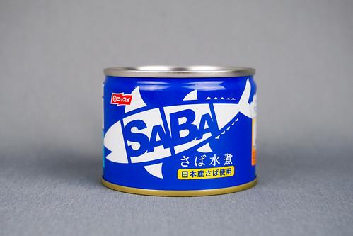 ニッスイ SABA さば水煮