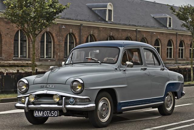 SIMCA Aronde 1957 (6837)