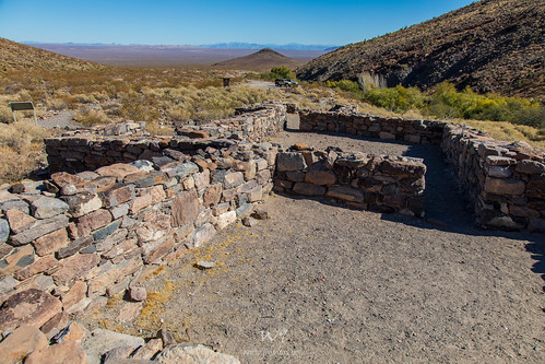 Fort Paiute Remains