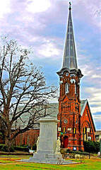 Church of the Holy Trinity (Vicksburg, Mississippi)