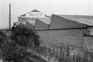 Kerry's, Greenway, Northern Outfall Sewer, Stratford, Newham, 1983 35v-23_2400