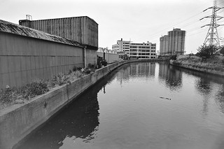 Waterworks River, Bridgewater Rd, Stratford, 1983 36m-62-positive_2400