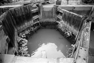 City Mill Lock, Blaker Rd,  Stratford Marsh, Stratford, Newham, 1983 36m-35_2400