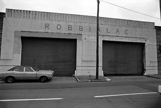 Robbialac, Warton Rd, Stratford, Newham, 1983 35p-15_2400