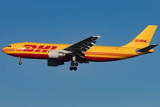 DHL - Airbus A300-622RF - MSN 602 - D-AEAC