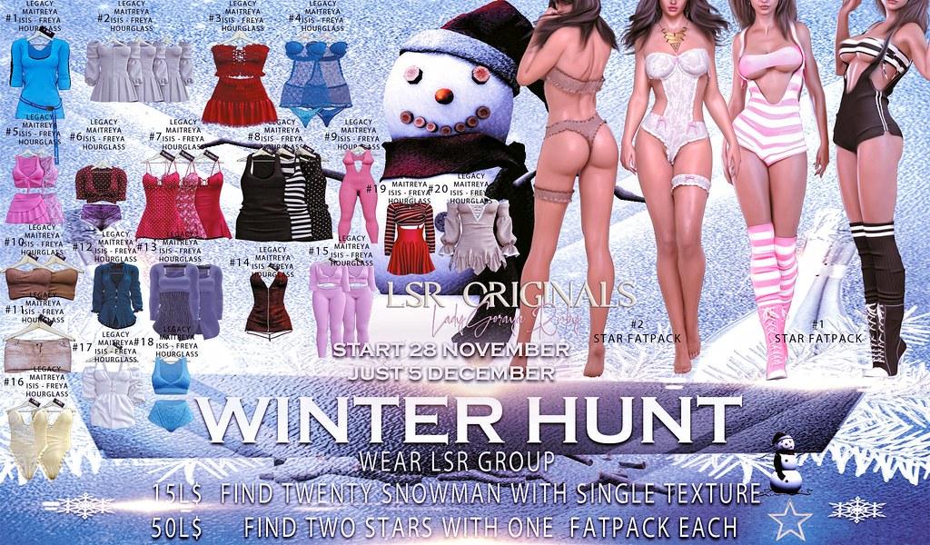 Winter Hunt LSR 2020