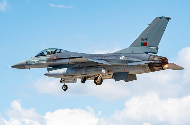 Portuguese Air Force F-16AM