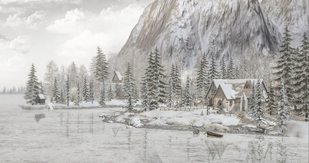 Winter scene 2020-21 no.3