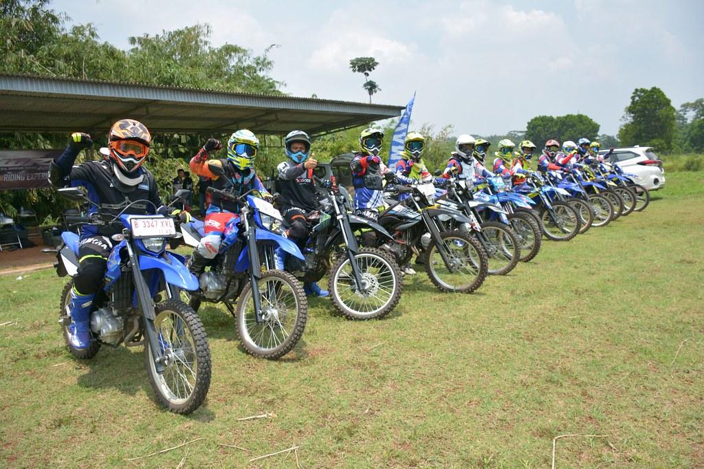 Fun Riding Experience Dengan Yamaha WR 155 R