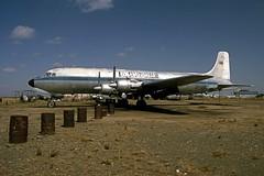 La Cumbre DC-6 CP-1282, La Paz, Bolivia 23Sep94