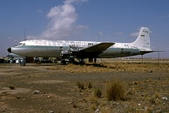 La Cumbre DC-6 CP-1283, La Paz, Bolivia 23Sep94